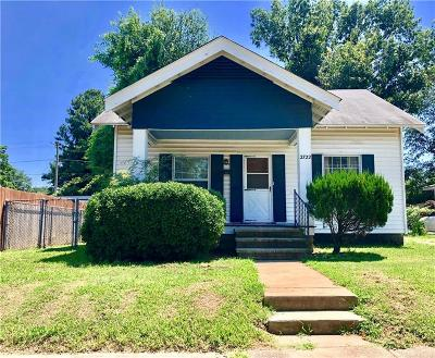 Sebastian County, Crawford County, Leflore County, Sequoyah County Single Family Home For Sale: 2722 L ST