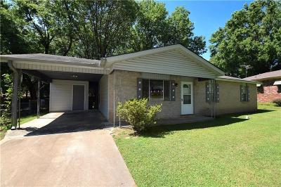 Sebastian County, Crawford County, Leflore County, Sequoyah County Single Family Home For Sale: 2302 Birch ST