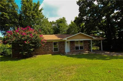 Sebastian County, Crawford County, Leflore County, Sequoyah County Single Family Home For Sale: 2505 Ward ST