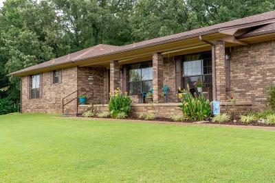 Alma Single Family Home For Sale: 1026 Vista Ridge Drive