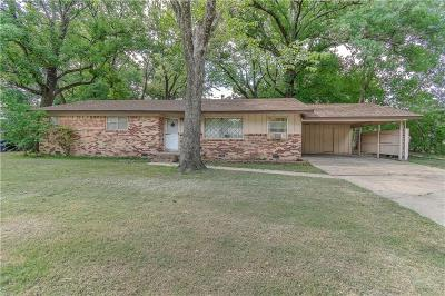 Fort Smith AR Single Family Home For Sale: $109,900