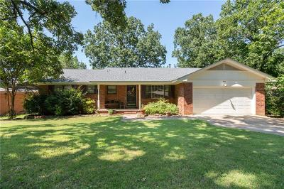 Fort Smith AR Single Family Home For Sale: $124,900
