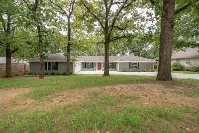 Poteau OK Single Family Home For Sale: $249,750