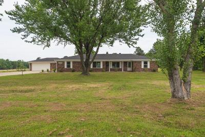 Muldrow Single Family Home For Sale: 476619 1060 Road