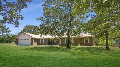 Greenwood AR Single Family Home For Sale: $185,000