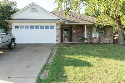 Fort Smith AR Single Family Home For Sale: $165,900