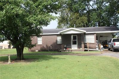 Lavaca AR Single Family Home For Sale: $110,000