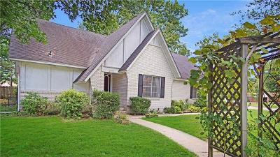 Fort Smith AR Single Family Home For Sale: $159,900