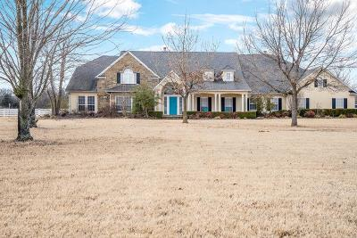 Fort Smith AR Single Family Home For Sale: $820,000
