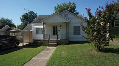 Fort Smith AR Single Family Home For Auction: $1