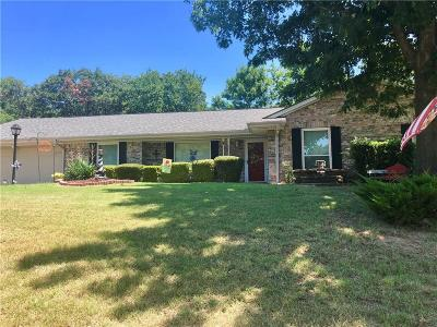 Fort Smith AR Single Family Home For Sale: $192,700