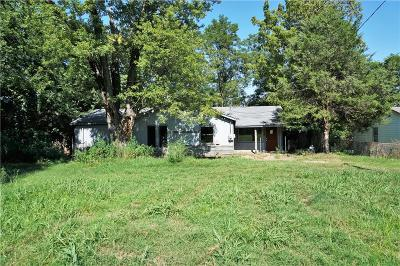 Muldrow OK Single Family Home For Sale: $15,750