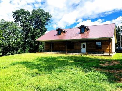 Muldrow Single Family Home For Sale: 476257 E 1085 Road