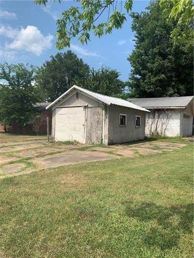 Fort Smith AR Single Family Home For Sale: $35,000
