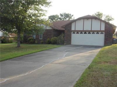Greenwood AR Single Family Home For Sale: $179,500