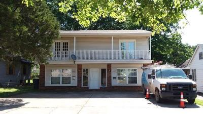Fort Smith AR Multi Family Home For Sale: $129,000