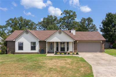 Greenwood AR Single Family Home For Sale: $120,000