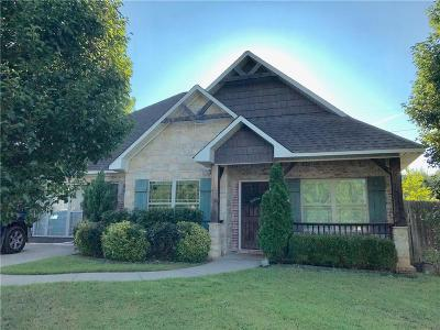 Fort Smith AR Single Family Home For Sale: $150,000
