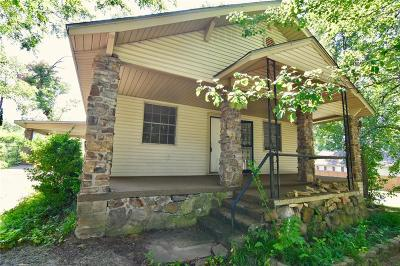 Van Buren AR Single Family Home For Sale: $64,900
