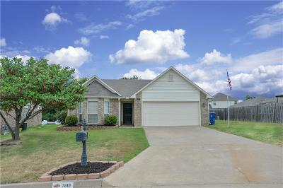 Fort Smith AR Single Family Home For Sale: $167,900