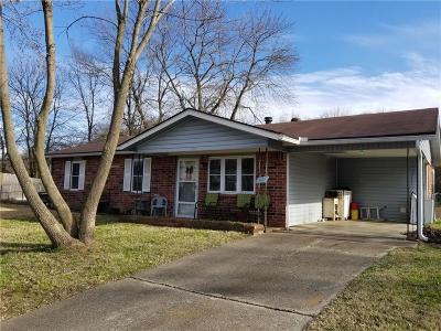 Greenwood AR Single Family Home For Sale: $74,900