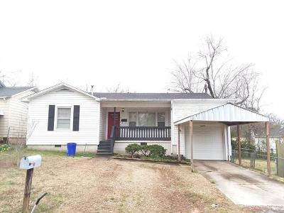 Fort Smith Single Family Home For Sale: 4108 Hardie Avenue
