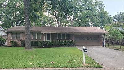 Fort Smith AR Single Family Home For Sale: $93,500