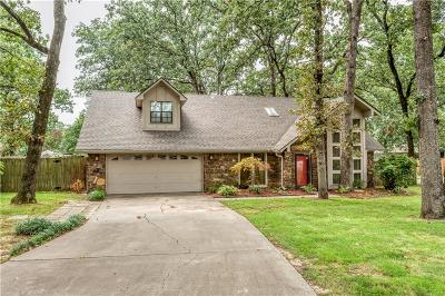 Fort Smith Single Family Home For Sale: 3220 Village Road