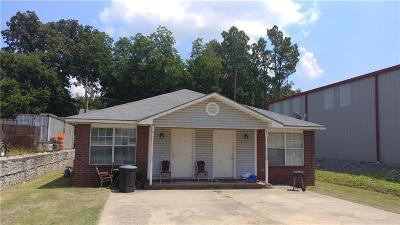 Van Buren AR Multi Family Home For Sale: $130,000