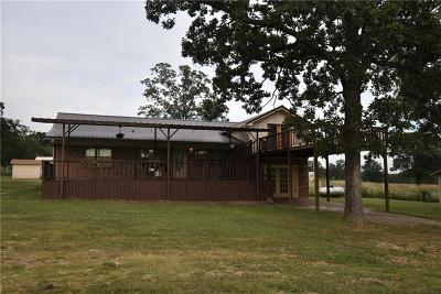 Sallisaw OK Single Family Home For Sale: $189,500
