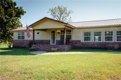 Muldrow OK Single Family Home For Sale: $334,500