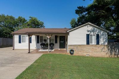 Fort Smith AR Single Family Home For Sale: $128,700