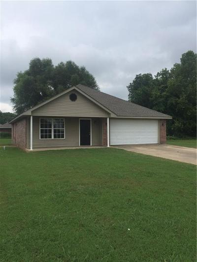 Muldrow OK Single Family Home For Sale: $118,000