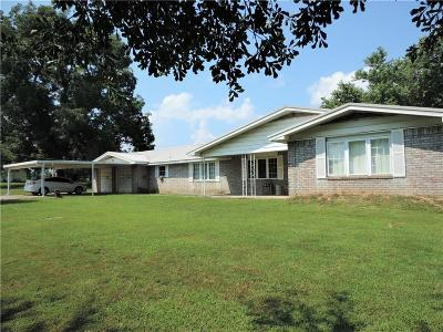 Spiro OK Single Family Home For Sale: $128,500
