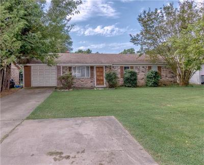 Greenwood AR Single Family Home For Sale: $99,900