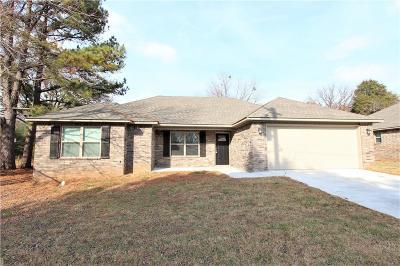 Alma Single Family Home For Sale: 812 Church Street