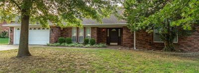 Van Buren Single Family Home For Sale: 1413 Lovers Lane