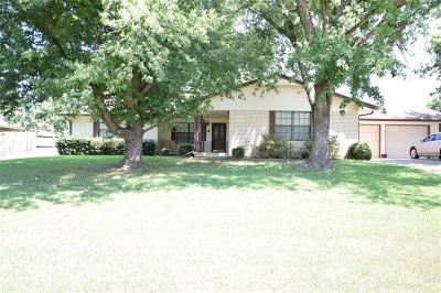Sequoyah County Single Family Home For Sale: 100 Richardson
