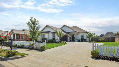 Fort Smith AR Single Family Home For Sale: $216,000