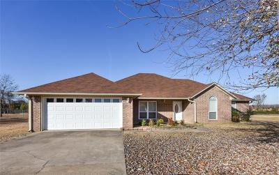 Roland OK Single Family Home For Sale: $143,900