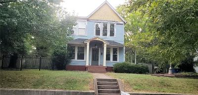 Fort Smith AR Single Family Home For Sale: $62,000