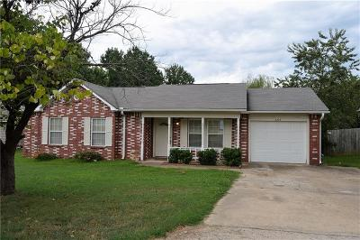 Van Buren Single Family Home For Sale: 2207 Granite Circle