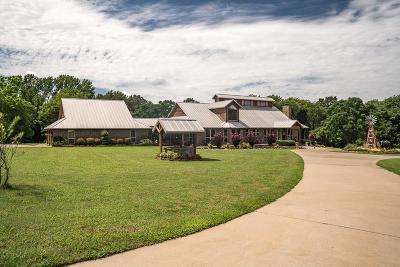 Alma Single Family Home For Sale: 815 Mountain Grove Terrace
