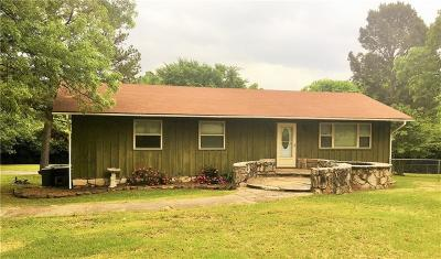 Heavener Single Family Home For Sale: 1108 Morris Creek Road