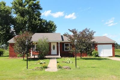 Rudy AR Single Family Home For Sale: $123,500