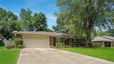 Fort Smith AR Single Family Home For Sale: $209,000