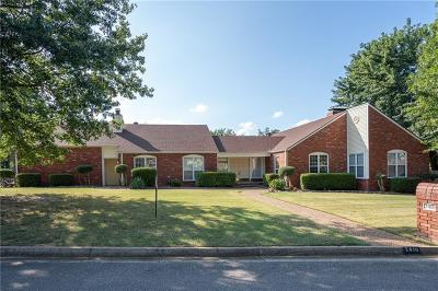 Fort Smith AR Single Family Home For Sale: $314,900