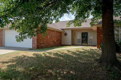 Fort Smith Single Family Home For Sale: 7904 S 25 Street
