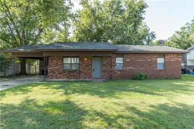 Lavaca AR Single Family Home For Sale: $99,900