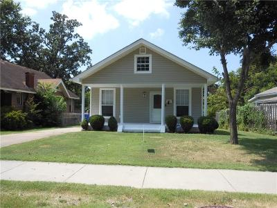 Fort Smith Single Family Home For Sale: 1604 S Bluff Avenue